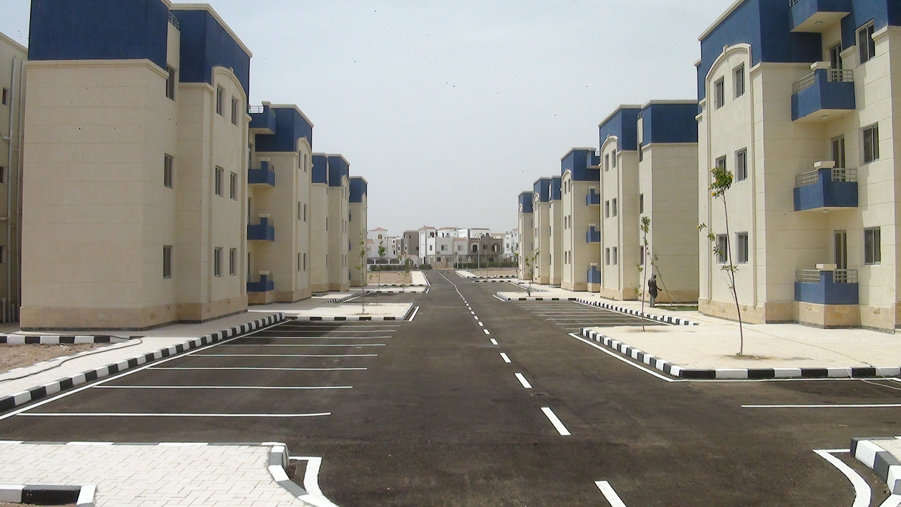 Sharm constructing project